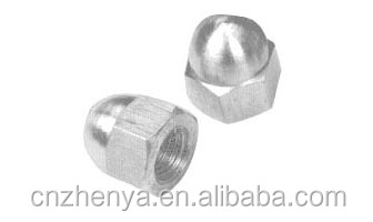 Din1587 Stainless Steel Domed Cap Nuts M6 M8 M10 M12 M16 - Buy Flat Head  Cap Nuts,Stainless Steel U Nuts,Decorative Cap Nut Product on Alibaba com