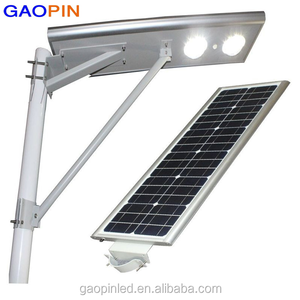 popular products 2018 12v all in one led lamp solar power street 20w 30w 50w 100w led solar street light