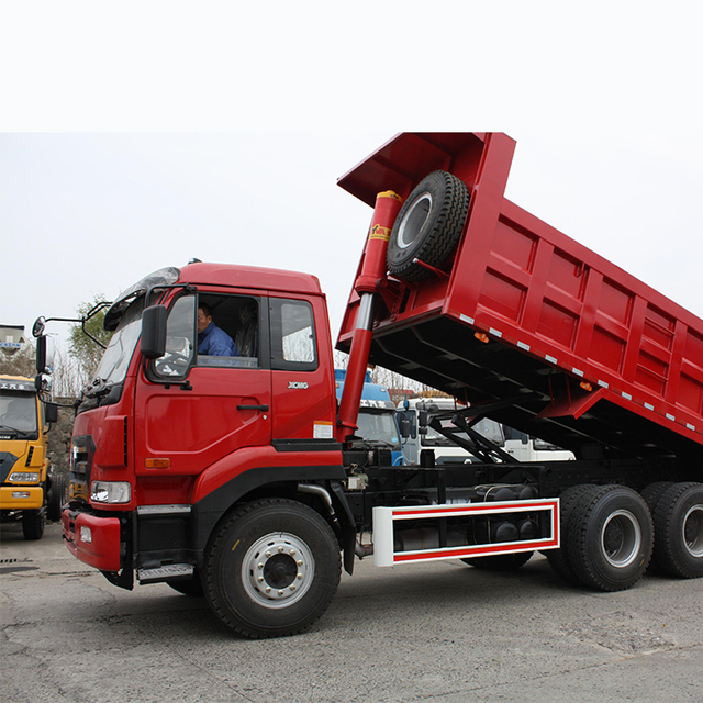 XCMG NCL3258 articulated giant dump truck tipper truck for sale