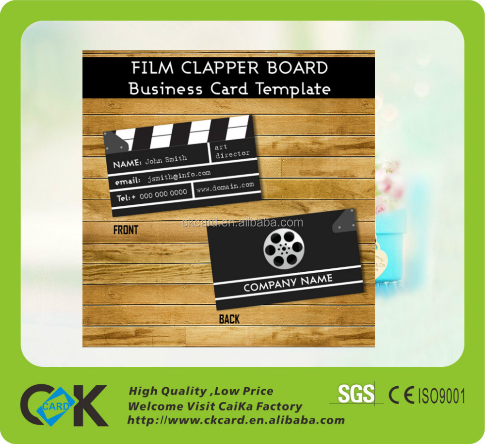 Top quality software business cards from professional card maker