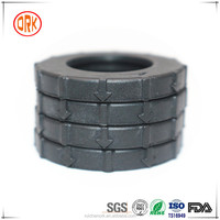 Good Elongation And Rebound Custom Molded NR Natural Rubber Products