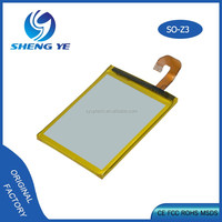Mobile phone battery gb/t18287 2013 replacement battery LIS1558ERPC for Sony Xperia Z3 D6603 D6643 D665