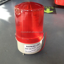 Customizable red ultra-tow led rotating beacon safety warning light