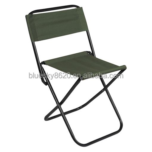 Plegable ligera silla de camping de picnic silla plegable - Sillas plegables de camping ...