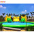 Commercial Sea wave Giant Pool Inflatable Amusement Park Equipment With Pool And Slide Inflatable Hight quality Water Park