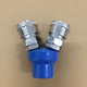 Quick Coupler/2 way/Y-Type/Air/Pneumatic fittings