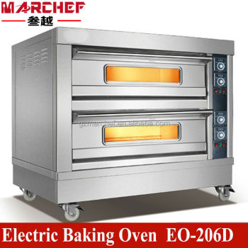Mexican Restaurant Kitchen Equipment eo-206d double deck_commercial food kitchen restaurant equipment