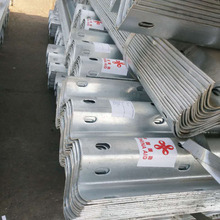 Oem/odm walkway road guardrail&steel barrier guardrail infrank