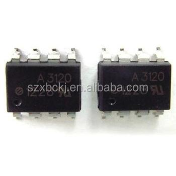 Circuito Optoacoplador : Optoacoplador unidad circuito integrado hcpl buy circuito