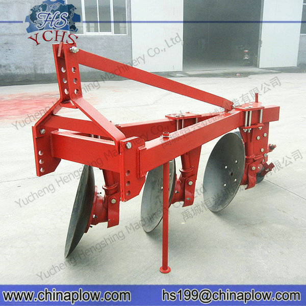 Farm Implement Disc Plow Plough For 50hp Tractor