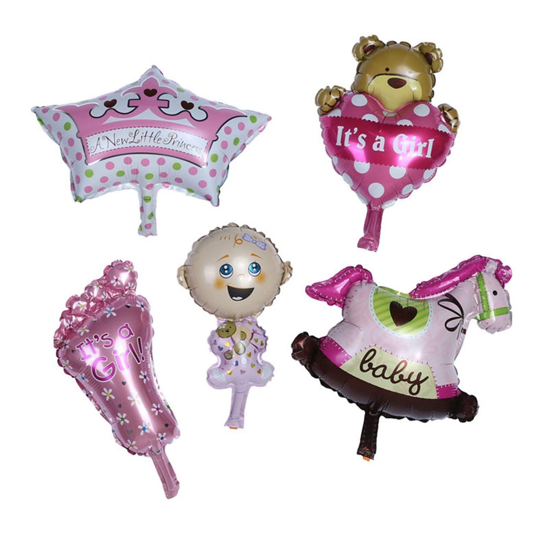 Home & Garden 20pcs Big Jumbo Mickey Minnie Cartoon Foil Balloons Kids Birthday Party Wedding Decoration Lovely Baby Boy Girl Balloon Toy Gift Ballons & Accessories