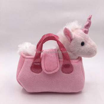 a31f18c9cfdb Stuffed Animals With Tote Bag Unicorn Pink Bag - Buy Tote Bag ...
