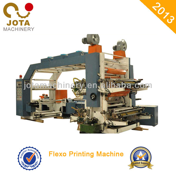Automatic Flyer Printing Machine With Meter Counting Buy Automatic