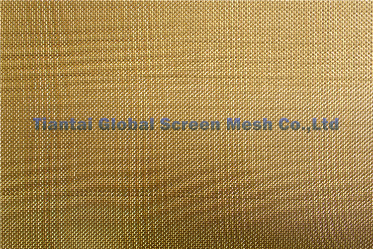 Factory Sale Various Copper Wire Mesh Screens Emp Shielding Copper Wire Mesh