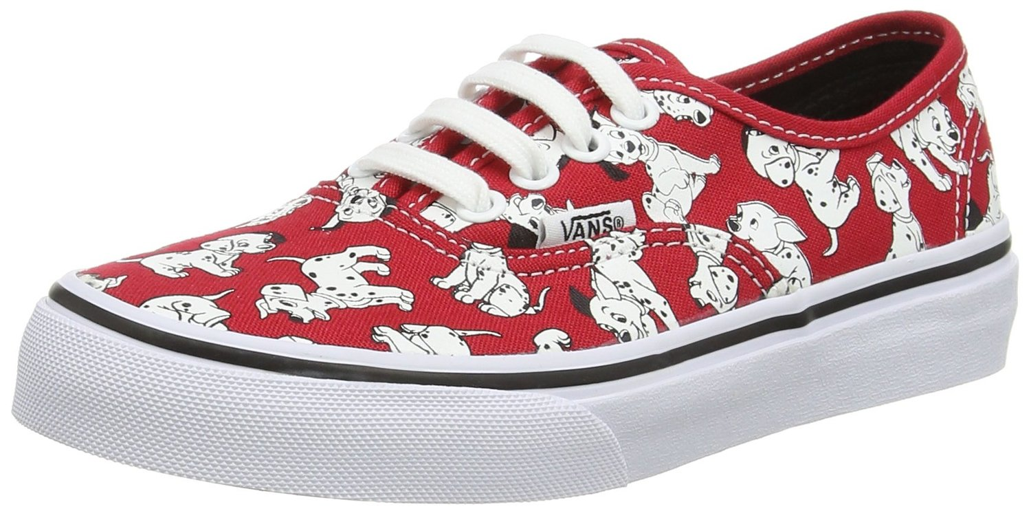 b5562cb65b Get Quotations · Vans Kids Disney Skate Shoe