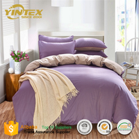 Walmart supplier best quality stone washed linen or size color pattern custom cheap hotel bed