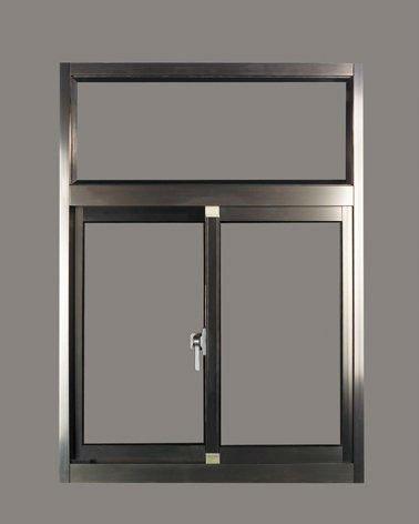 Color plata aluminio ventanas correderas fabricante for Ventanas de aluminio color bronce