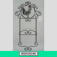 Scroll Metal Wire Wall Hangings