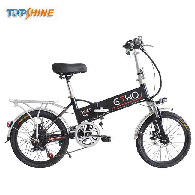 Folding e-bike electric bicycle with Brushless motor/Support turn off the motor remotely