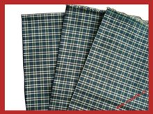 Yarn Dyed 100cotton Fabric Fabric for Shirting/Yarn Dyed Checks