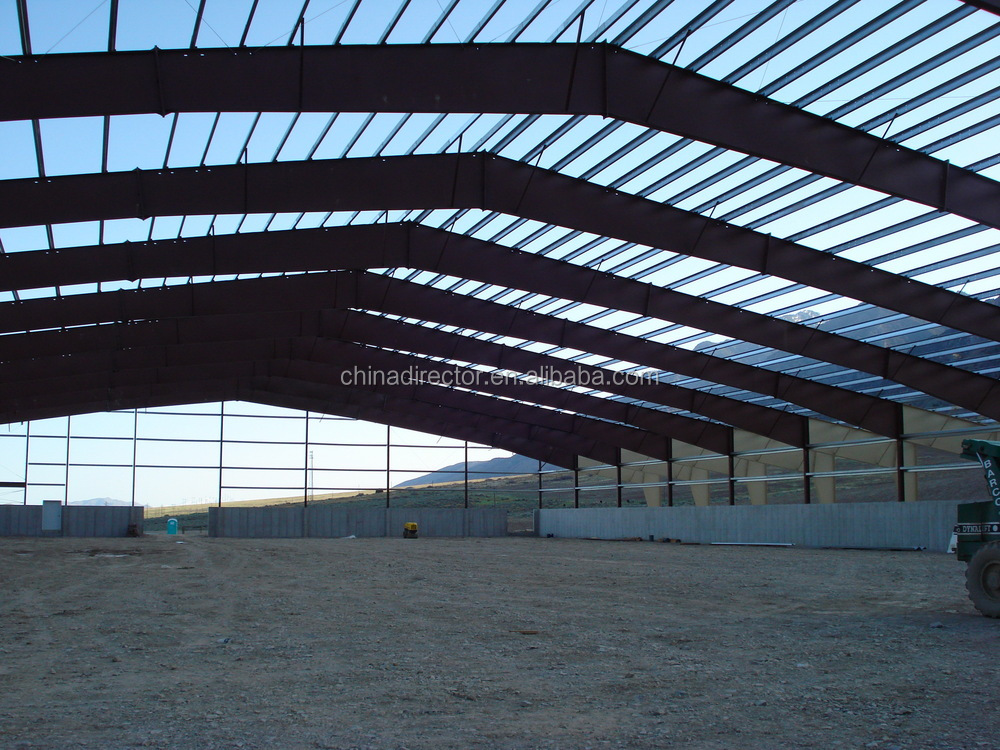 Alibaba China Low Price Prefab Light Steel Structure