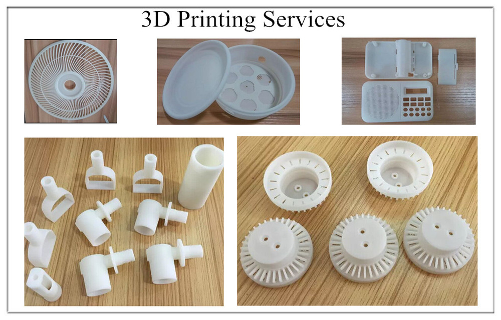 Made in China clear acrylic bottle plastic transparent pmma cnc machining prototype