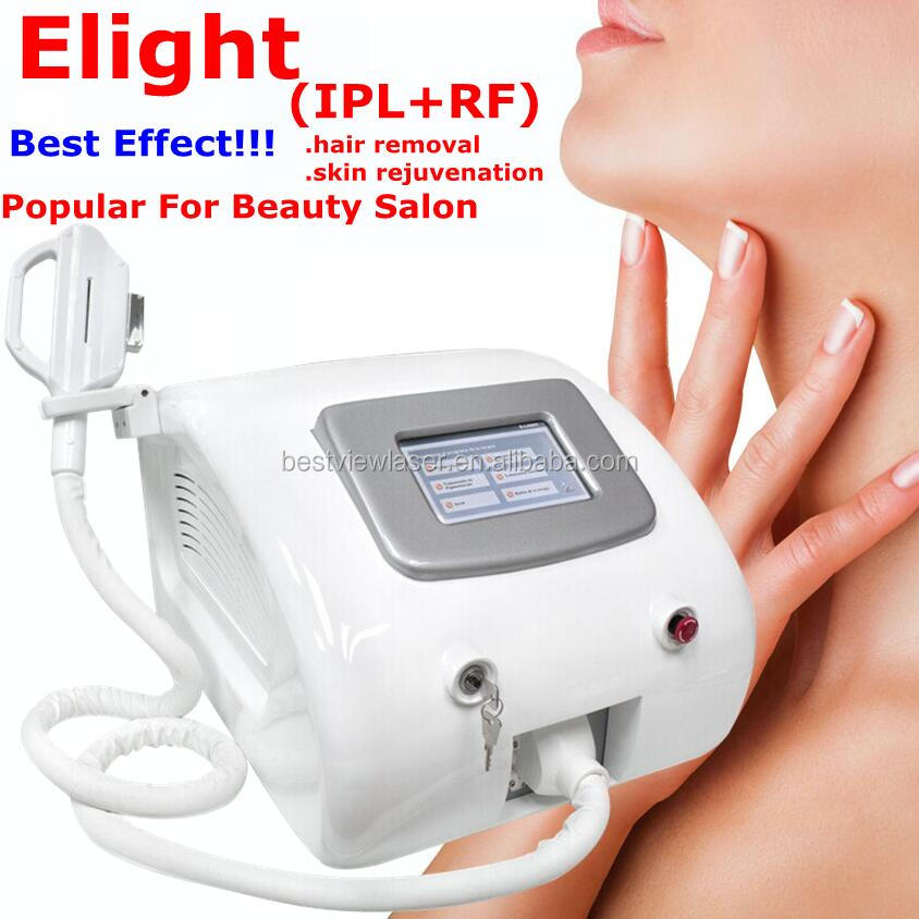 Best Effect for acne treatment E light permanent hair removal ipl RF skin rejuvenation ipl hair removal