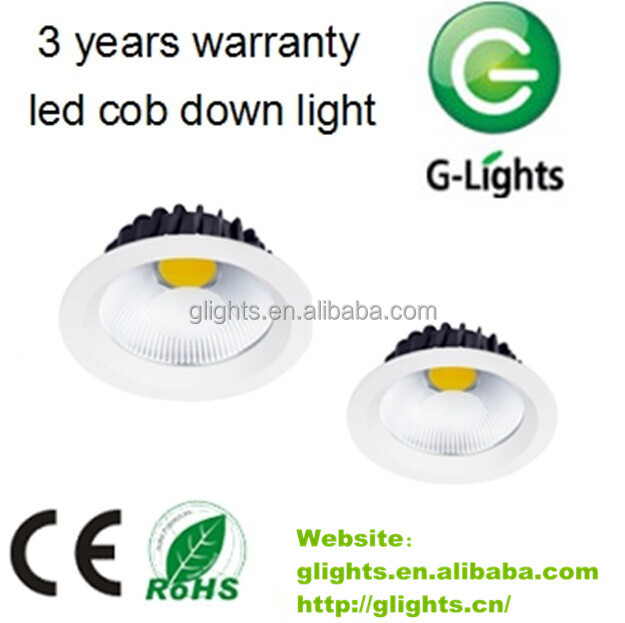aluminum high quality cob 5w led <strong>downlight</strong>