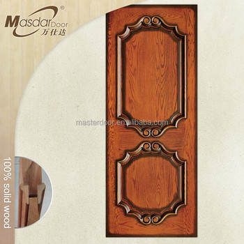 Spain waterproof exterior teak wood door models buy teak for Teak wood doors models