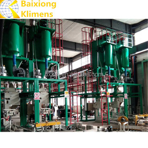 PVC Compounds Weighing Mixing Dosing Conveying System