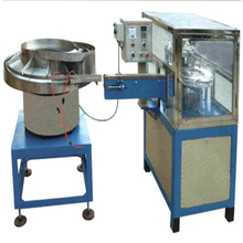 China Factory Supply Flip Top Cap Closing Folding Closure Machine