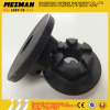 slotted nut 29250001061 for wheel loader LG936 LG938 LG956