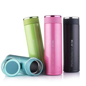 Food grade PC 440ML made in china thermos bottle