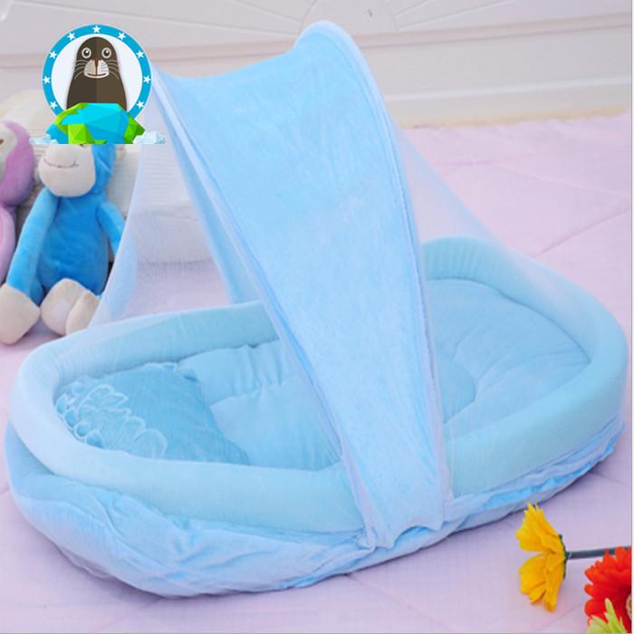 Venta al por mayor cuna redonda para bebe-Compre online los mejores ...