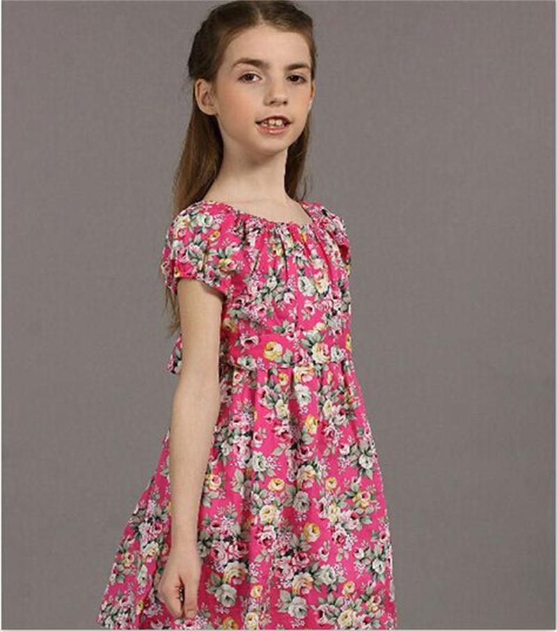 Летние платья маленького размера