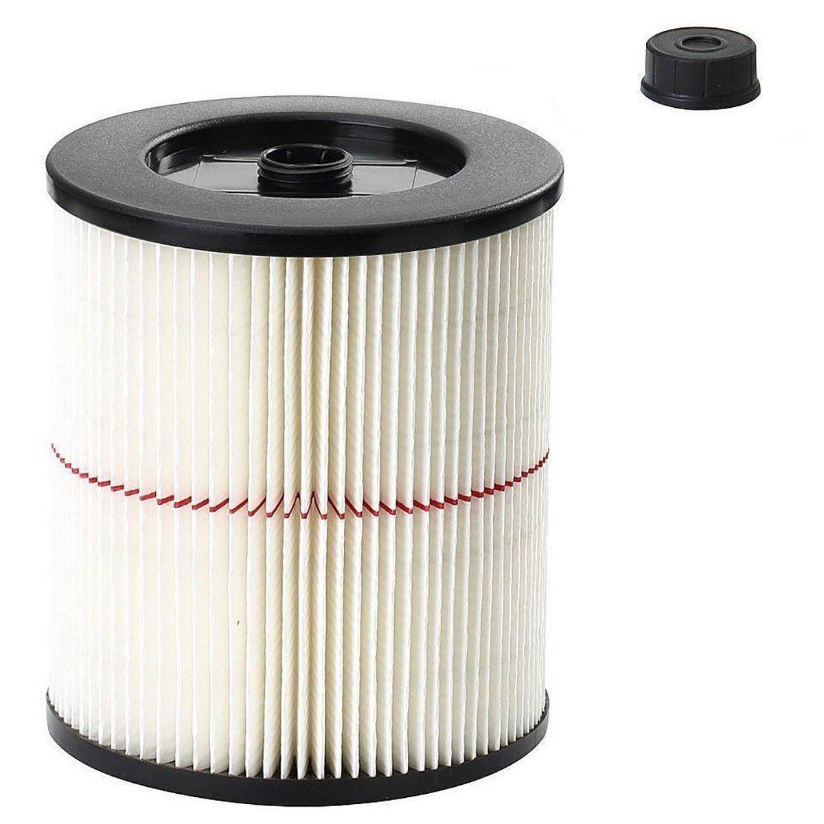 Vacfit Filter For Shop Vac Craftsman  Replacement Cartridge Filter For Craftsman