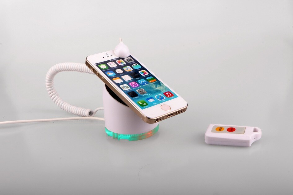 Top popular cell phone an-theft stand for desk
