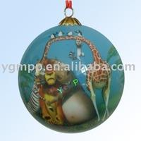 [Super Deal] Inside Hand Painted Christmas Ball