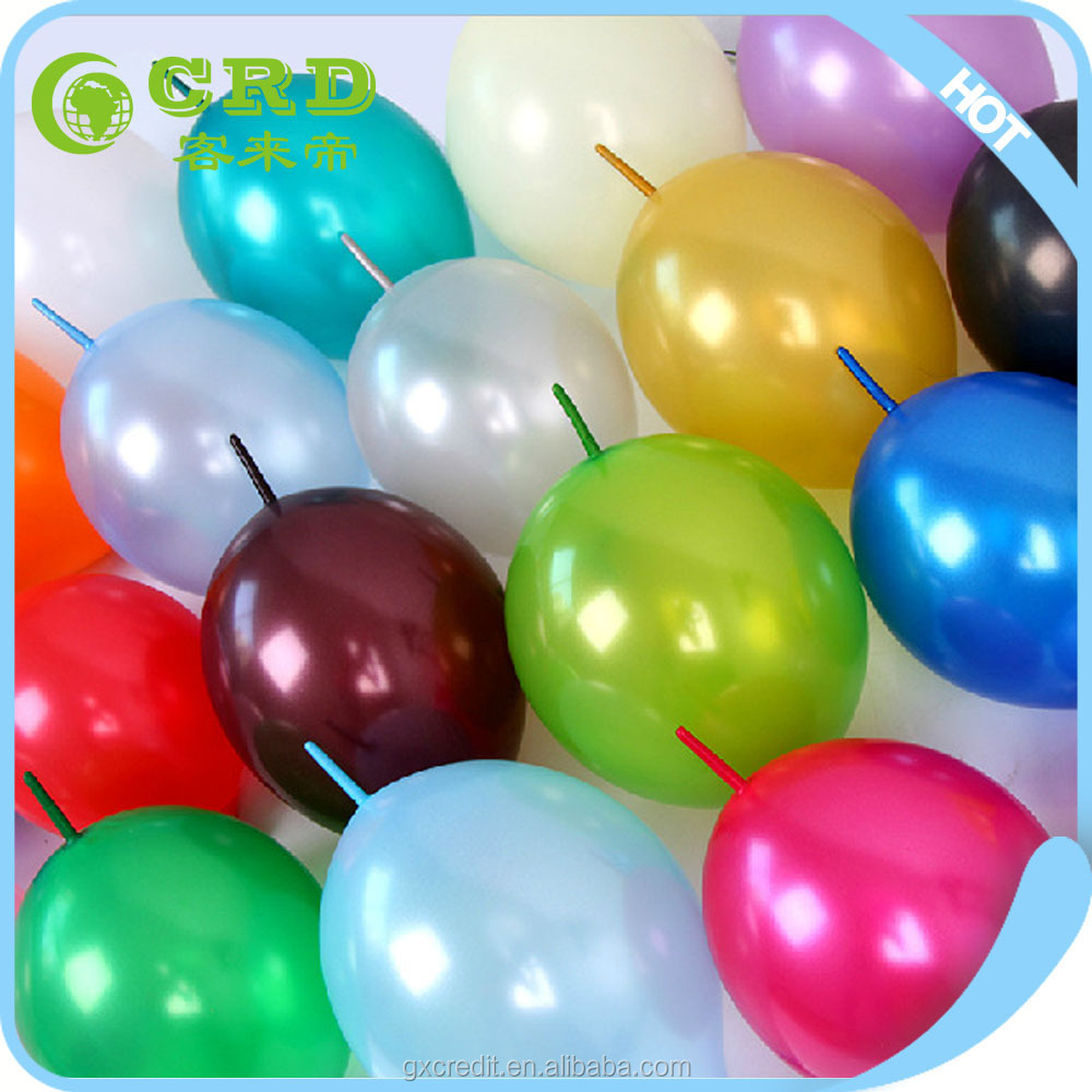Birthday Decoration Items Colour Round Heart Long Shaped Ballon
