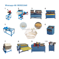 Best Selling Full Automatic Bamboo Toothpick Making Machine / Toothpick Making Machine For Sale