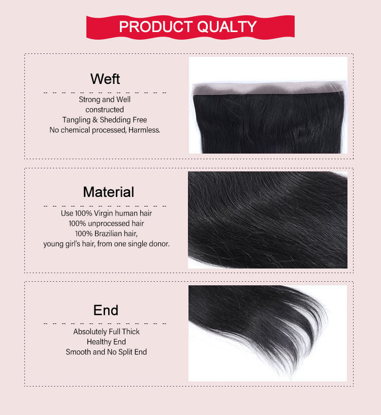 Brazilian Hair Weave Bundles With Closure Cuticle Aligned Raw Virgin Hair 8-30 inch Bundles With Closure And Frontal Free Labels