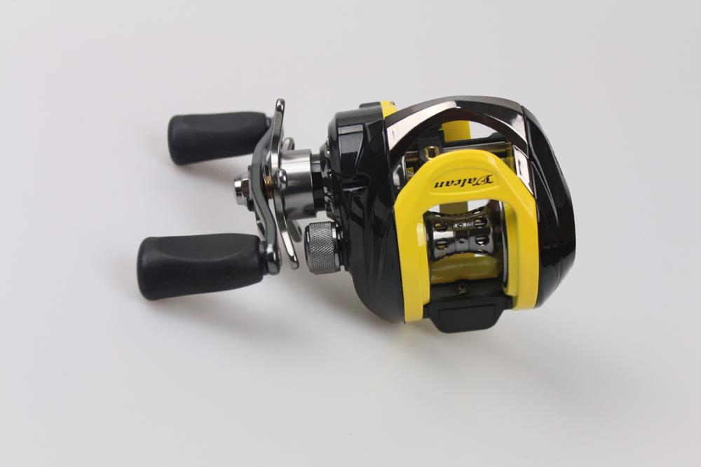 Senmiao 4 1 bearings baitcasting fishing reels for sale for Used fishing reels for sale