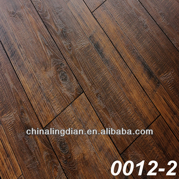 European Quality Mirror Surface Laminate Flooring