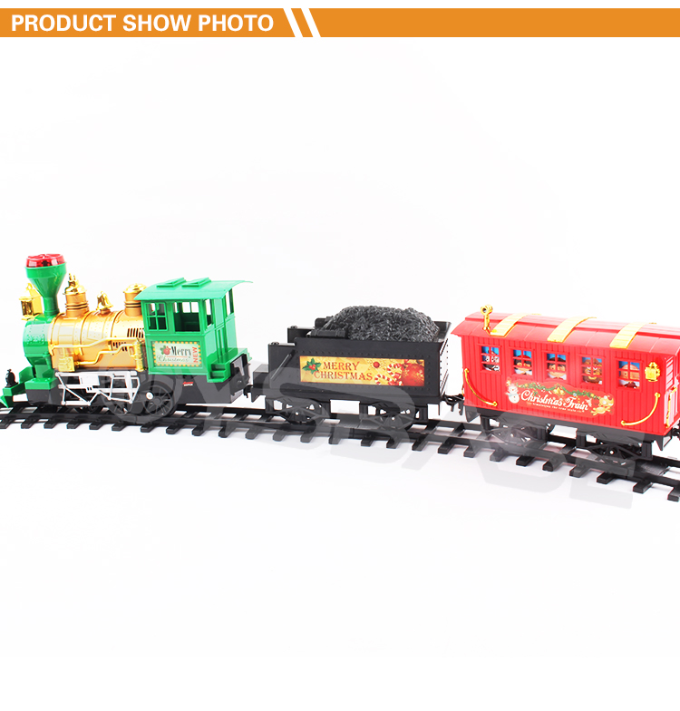Christmas Train Set.Most Popular Kids Electric Smoke Racing Play Track Toy Christmas Train Set Buy Christmas Train Set Toy Train Set Track Racing Toys Product On