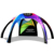 16ft   large inflatable Air Tent With Custom Print Cover  inflatable camping tent with 110V pump white leg color