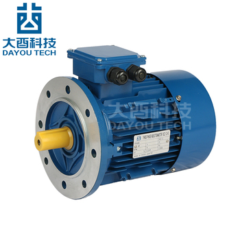 50hz High Voltage Low Rpm Electric Gear For Motor 230v Waterproof 12kw