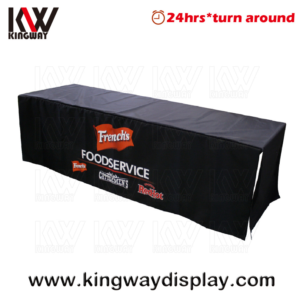 Rental Stretch Beer Table Cloth
