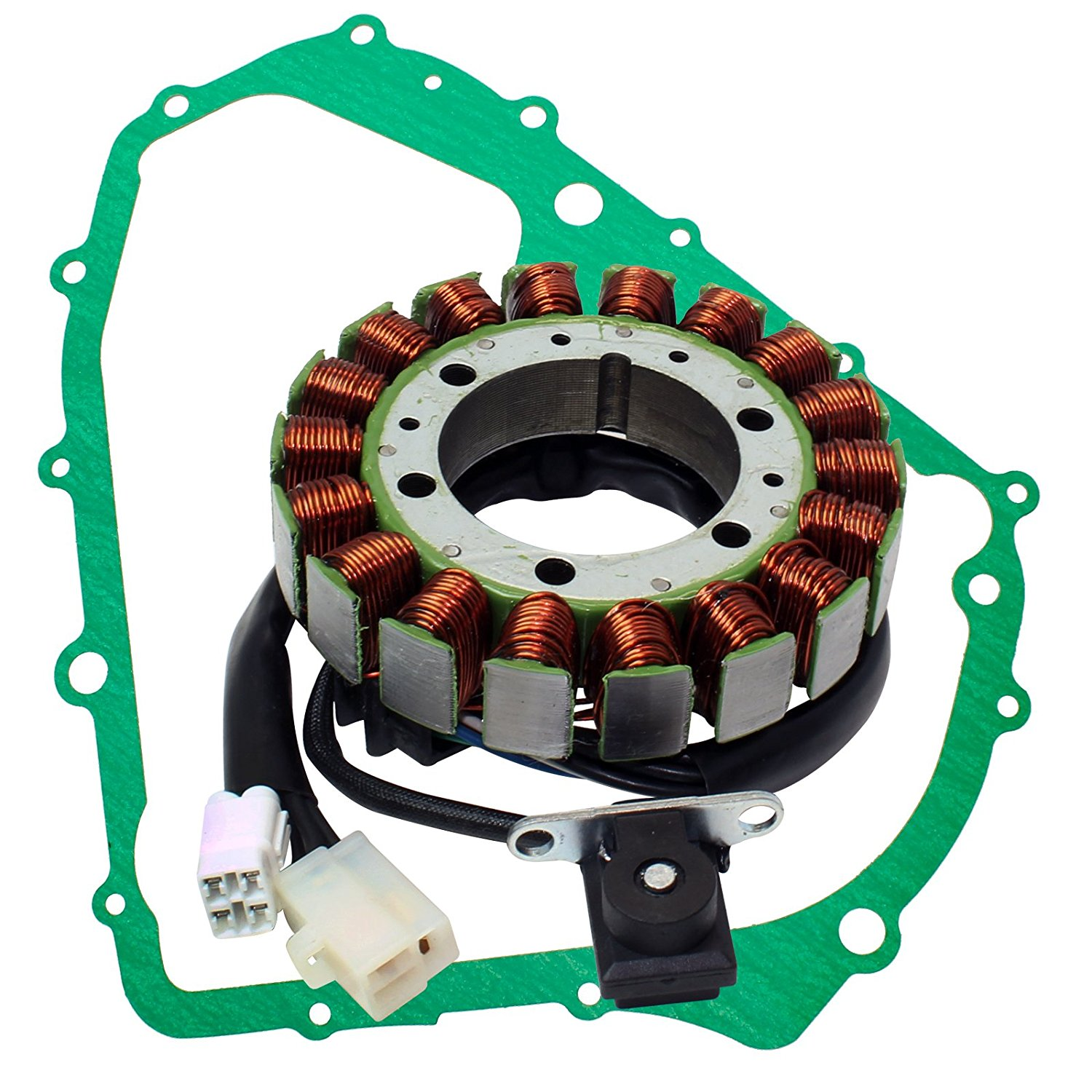 CALTRIC STATOR & GASKET FITS ARCTIC CAT 425 CR 4X4 2011-2012