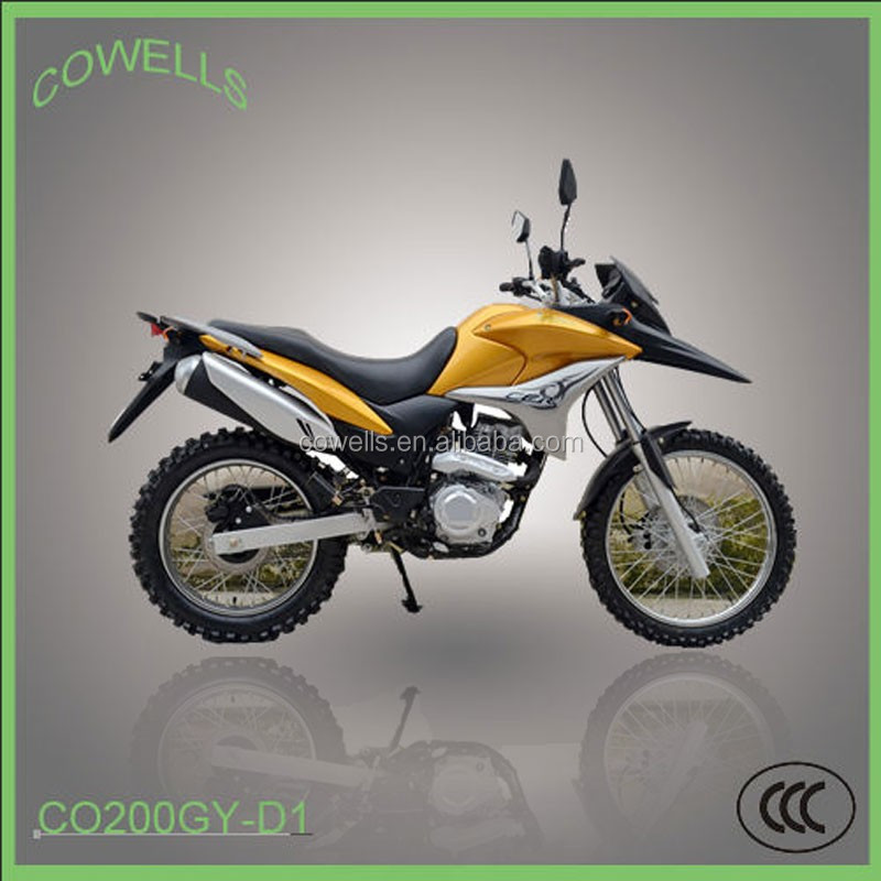 200CC DIRT ENDURO MOTORCYCLE