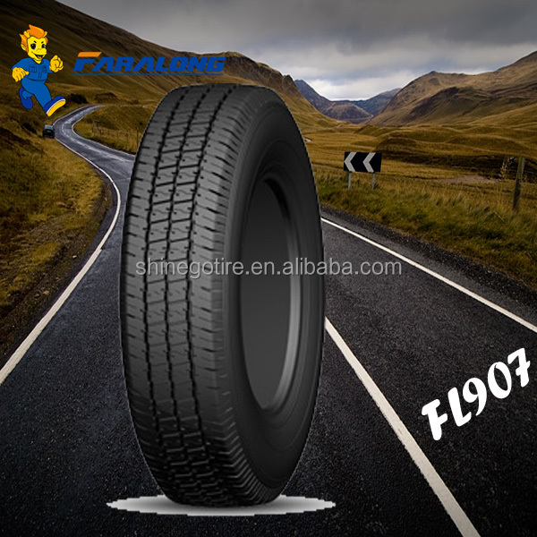 Faralong FL907 Equal to Korea Tire, With German Tire Manufacturers Facility
